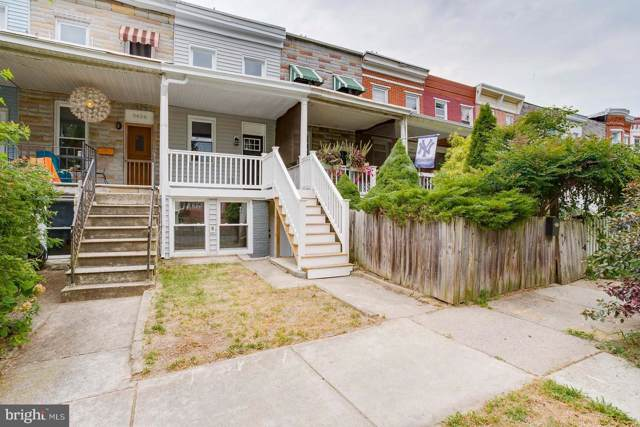 3428 Roland Avenue, BALTIMORE, MD 21211 (#MDBA477634) :: Radiant Home Group