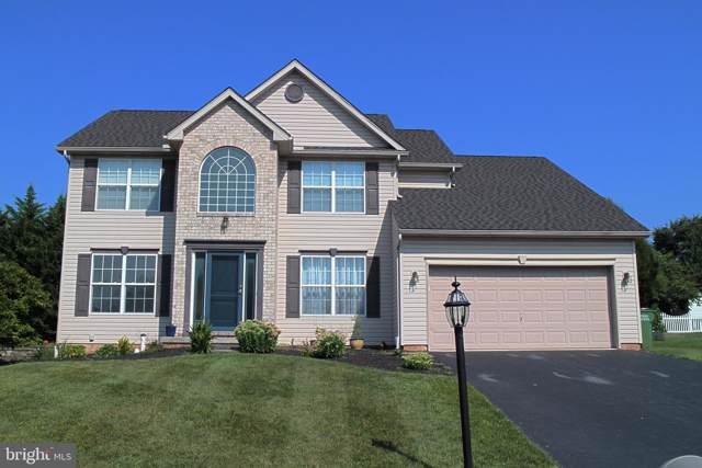 2165 Brigadier Drive, YORK, PA 17404 (#PAYK121740) :: Liz Hamberger Real Estate Team of KW Keystone Realty