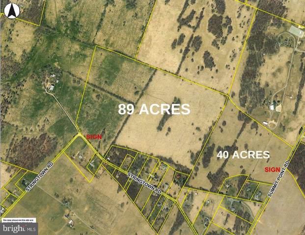 Stringtown Road/Route 654, BERRYVILLE, VA 22611 (#VACL110624) :: AJ Team Realty