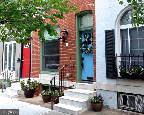 9 N Milton Avenue, BALTIMORE, MD 21224 (#MDBA477946) :: Homes to Heart Group