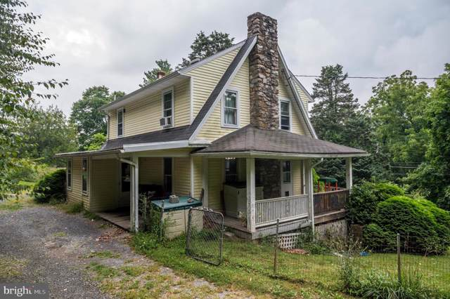 12918 Old Route 16 Street, WAYNESBORO, PA 17268 (#PAFL167312) :: The Daniel Register Group