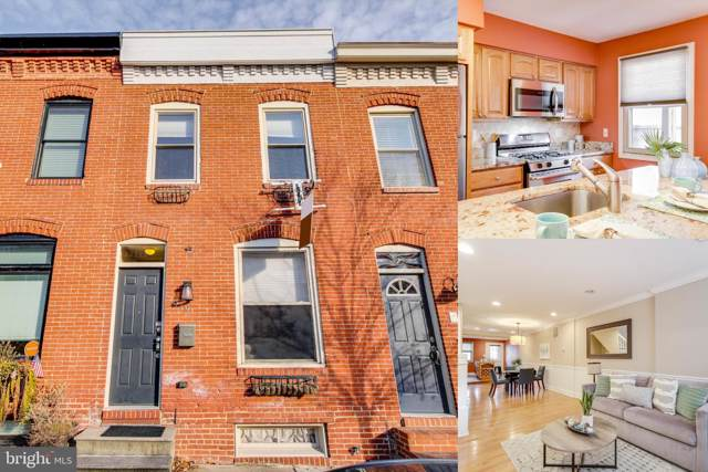 919 S Bouldin Street, BALTIMORE, MD 21224 (#MDBA478060) :: Sunita Bali Team at Re/Max Town Center