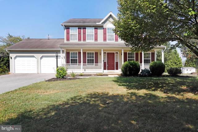 11213 Williamsport Pike, GREENCASTLE, PA 17225 (#PAFL167330) :: The Heather Neidlinger Team With Berkshire Hathaway HomeServices Homesale Realty
