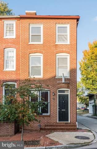 110 Scott Street, BALTIMORE, MD 21201 (#MDBA478098) :: Dart Homes