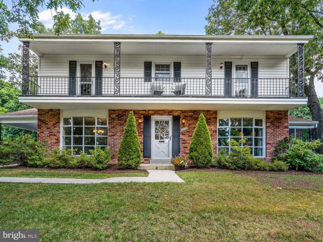 8508 Varsity Court, ANNANDALE, VA 22003 (#VAFX1080104) :: Keller Williams Pat Hiban Real Estate Group