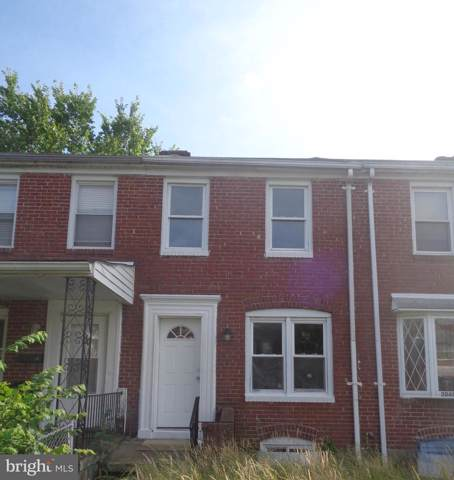 3050 Ascension Street, BALTIMORE, MD 21225 (#MDBA478282) :: The Gold Standard Group