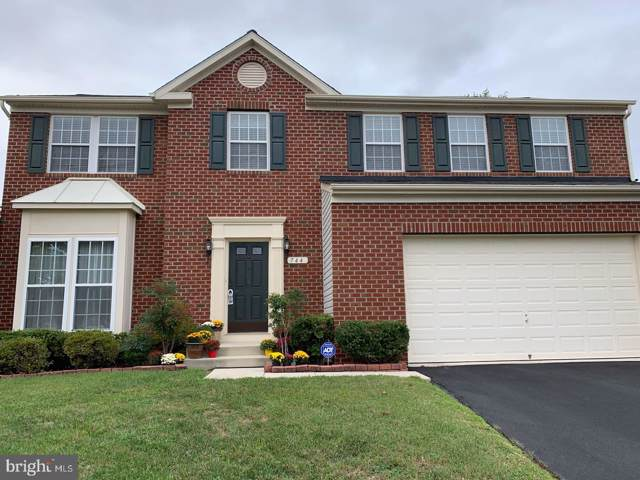 744 Wye Oak Drive, FRUITLAND, MD 21826 (#MDWC104500) :: The Licata Group/Keller Williams Realty