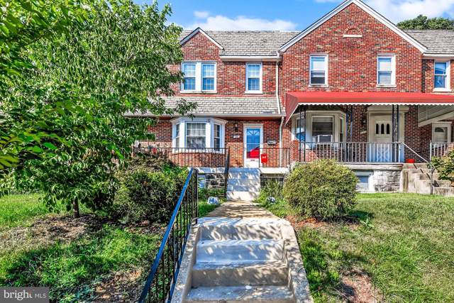 106 N Symington Avenue, BALTIMORE, MD 21228 (#MDBC466998) :: Radiant Home Group