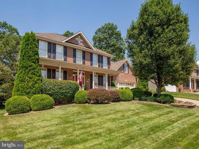 122 First Manassas Place, STEPHENS CITY, VA 22655 (#VAFV152178) :: ExecuHome Realty