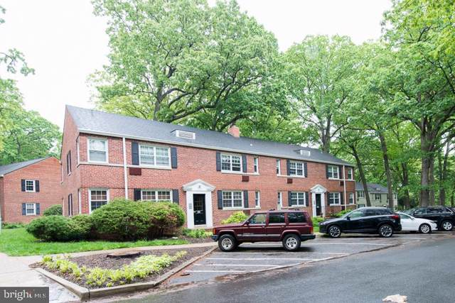 211 N Trenton Street 211-3, ARLINGTON, VA 22203 (#VAAR153082) :: CENTURY 21 Core Partners