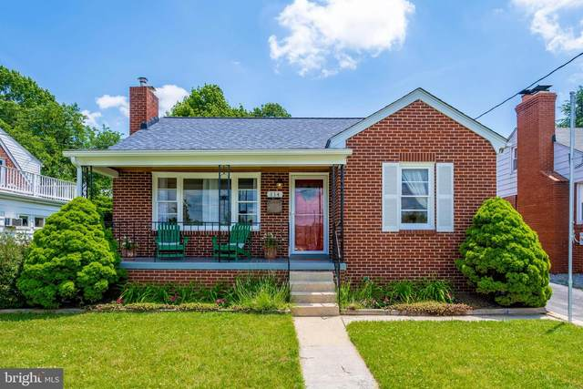 114 Catoctin Avenue, FREDERICK, MD 21701 (#MDFR251166) :: The Steve Crifasi Real Estate Group