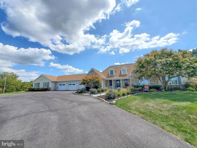 7960 Talbot Run Road, MOUNT AIRY, MD 21771 (#MDFR251200) :: Gail Nyman Group