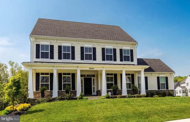 19603 Lewis Orchard Lane, POOLESVILLE, MD 20837 (#MDMC672900) :: Potomac Prestige Properties