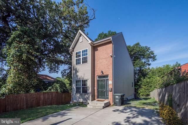 422 58TH Street NE, WASHINGTON, DC 20019 (#DCDC437522) :: John Smith Real Estate Group