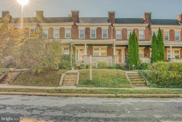 1115 Wood Heights Avenue, BALTIMORE, MD 21211 (#MDBA479110) :: Bob Lucido Team of Keller Williams Integrity