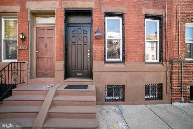 1827 S 16TH Street, PHILADELPHIA, PA 19145 (#PAPH822496) :: Kathy Stone Team of Keller Williams Legacy