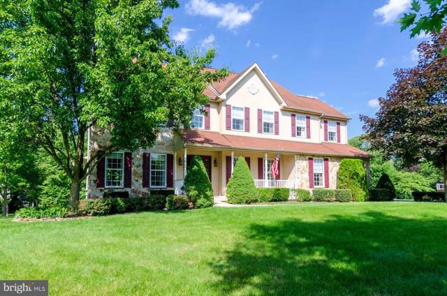 452 Silver Leaf Circle, COLLEGEVILLE, PA 19426 (#PAMC620740) :: Colgan Real Estate