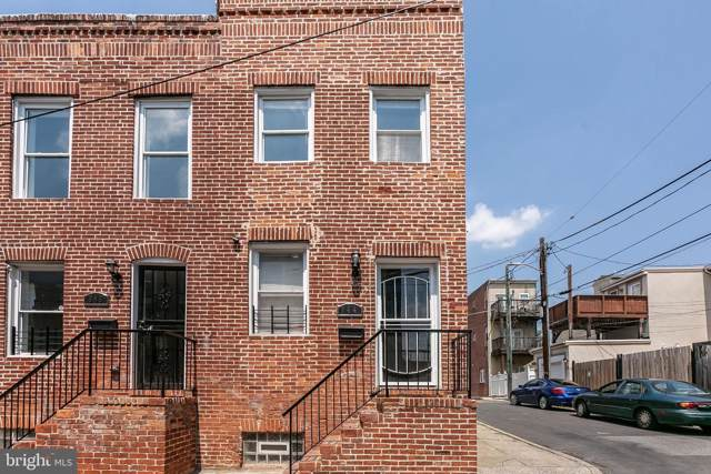 844 Reinhardt Street, BALTIMORE, MD 21230 (#MDBA479272) :: Network Realty Group