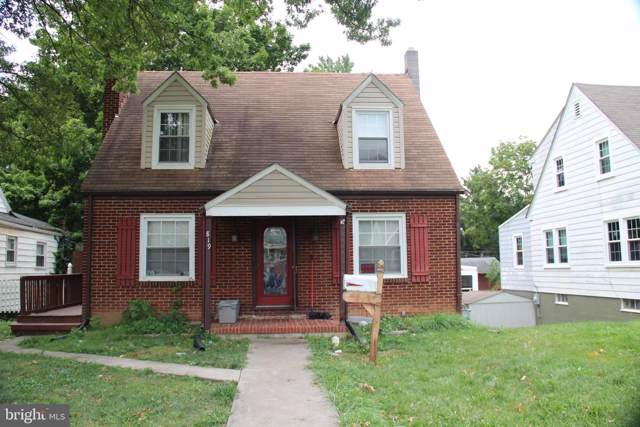 819 Woodland Way, HAGERSTOWN, MD 21742 (#MDWA167024) :: The Licata Group/Keller Williams Realty