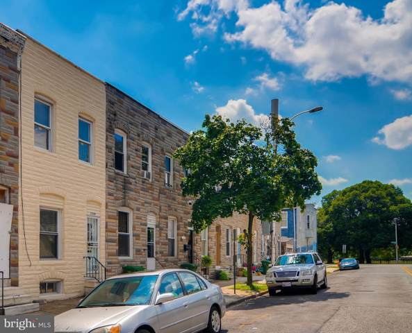 1335 James Street, BALTIMORE, MD 21223 (#MDBA479302) :: Network Realty Group