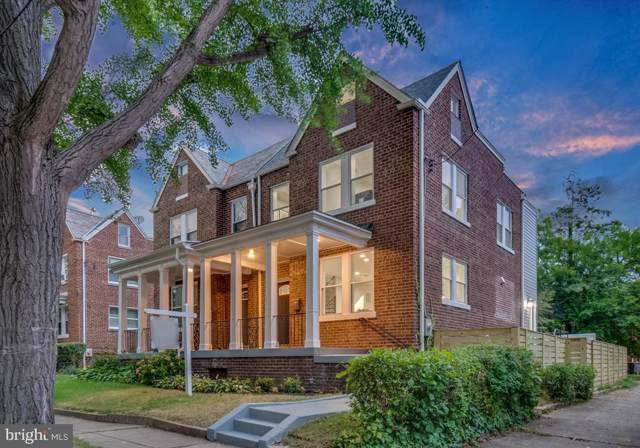 6107 7TH Place NW, WASHINGTON, DC 20011 (#DCDC437826) :: Radiant Home Group