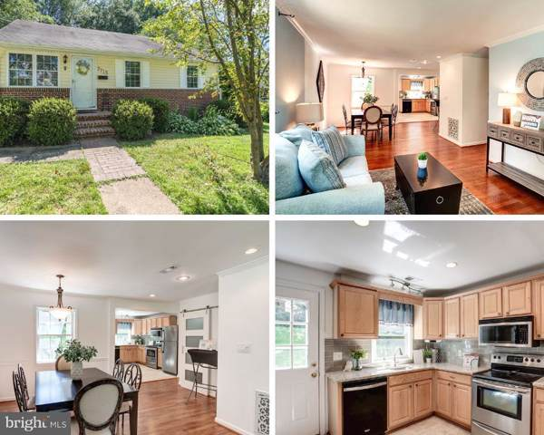 7715 Lunceford Lane, FALLS CHURCH, VA 22043 (#VAFX1082624) :: City Smart Living