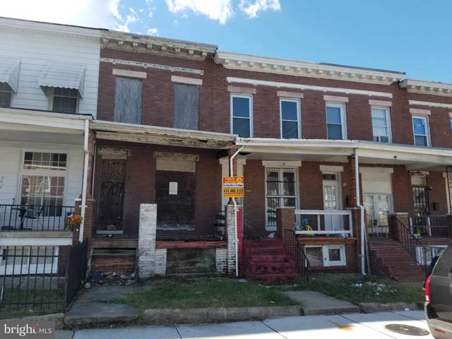 1705 Montpelier Street, BALTIMORE, MD 21218 (#MDBA479576) :: Radiant Home Group