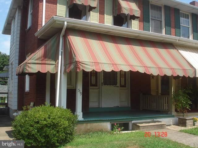 519 W 2ND Street, BIRDSBORO, PA 19508 (#PABK346098) :: ExecuHome Realty
