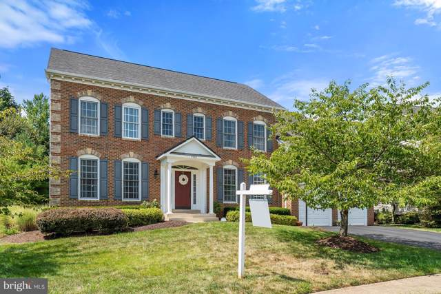 5932 Amber Ridge Road, HAYMARKET, VA 20169 (#VAPW476130) :: Michele Noel Homes