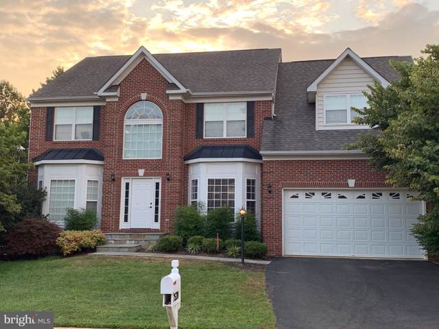 7520 Admiral Nelson Drive, WARRENTON, VA 20186 (#VAFQ161838) :: Sunita Bali Team at Re/Max Town Center