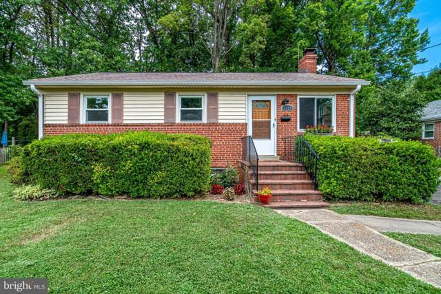 3164 Nealon Drive, FALLS CHURCH, VA 22042 (#VAFX1082910) :: The Daniel Register Group