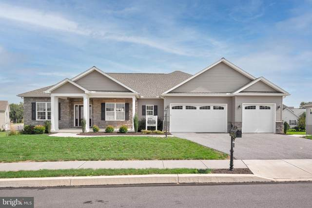 85 Franklin Drive, MECHANICSBURG, PA 17055 (#PACB116392) :: TeamPete Realty Services, Inc