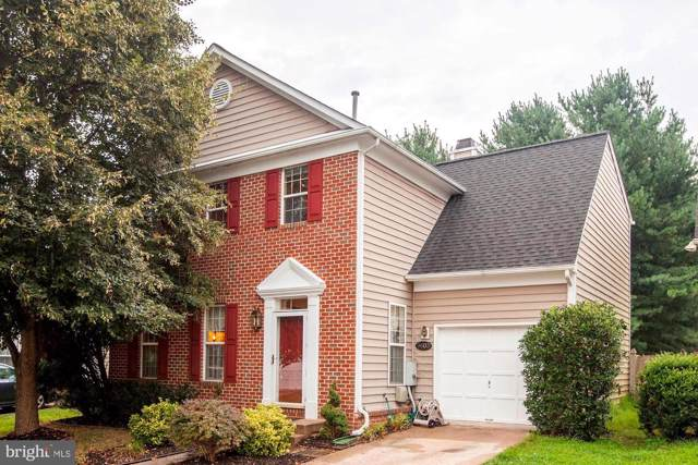 9603 Swallow Point Way, GAITHERSBURG, MD 20886 (#MDMC674108) :: The Maryland Group of Long & Foster