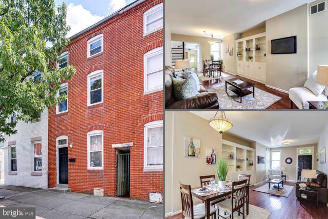 1935 Gough Street, BALTIMORE, MD 21231 (#MDBA480048) :: Erik Hoferer & Associates