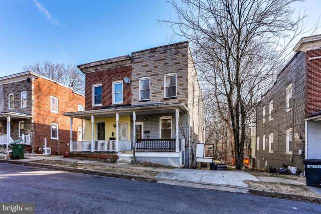 507 Collins Avenue, BALTIMORE, MD 21229 (#MDBA480052) :: The Miller Team