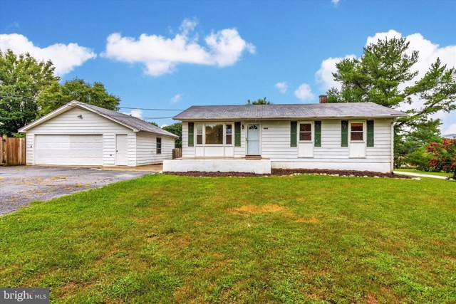 8924 Old Hagerstown Road, MIDDLETOWN, MD 21769 (#MDFR251802) :: AJ Team Realty