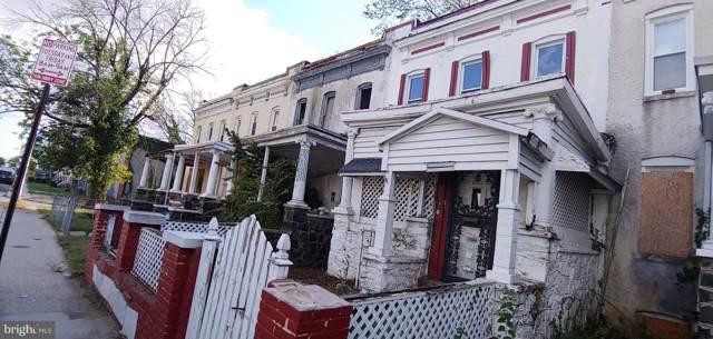 4106 Park Heights Avenue, BALTIMORE, MD 21215 (#MDBA480196) :: The Licata Group/Keller Williams Realty