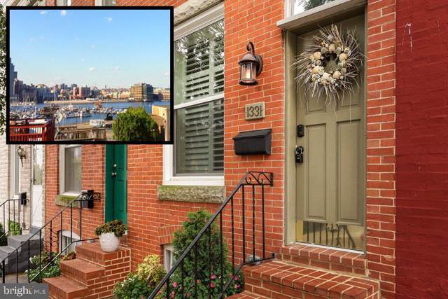 1331 Webster Street, BALTIMORE, MD 21230 (#MDBA480210) :: The Dailey Group