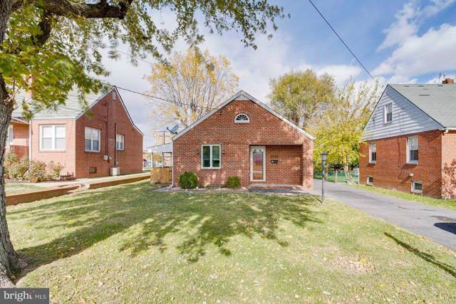 7706 Trappe Road, BALTIMORE, MD 21222 (#MDBC468886) :: The Sky Group