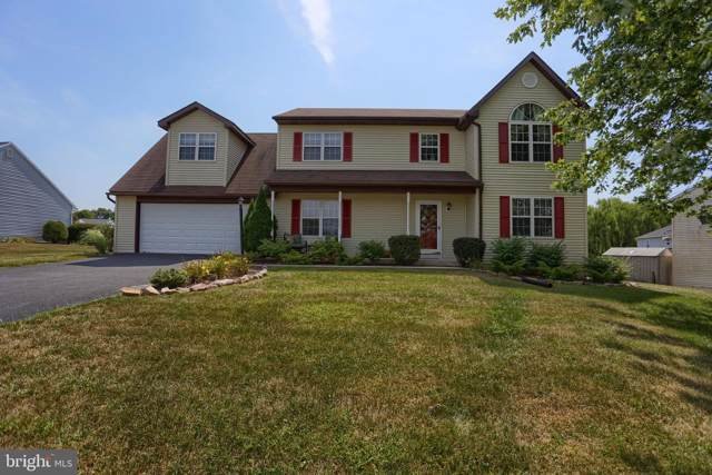 123 Winston Drive, YORK, PA 17408 (#PAYK123256) :: Keller Williams of Central PA East