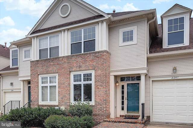 2247 Merion Pond #22, WOODSTOCK, MD 21163 (#MDHW268890) :: ExecuHome Realty