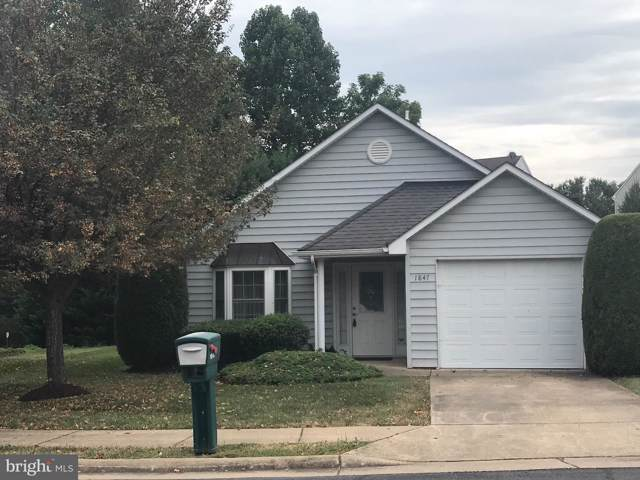 1847 Tilghman Lane, WINCHESTER, VA 22601 (#VAWI113060) :: Keller Williams Pat Hiban Real Estate Group