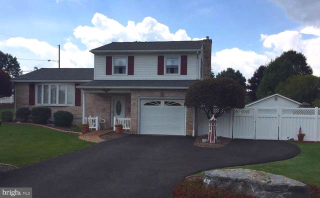 610 Lyman Avenue, WOMELSDORF, PA 19567 (#PABK346550) :: Bob Lucido Team of Keller Williams Integrity