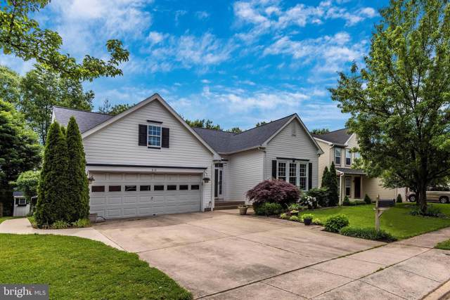 810 Apache Court, FREDERICK, MD 21701 (#MDFR252036) :: Keller Williams Pat Hiban Real Estate Group