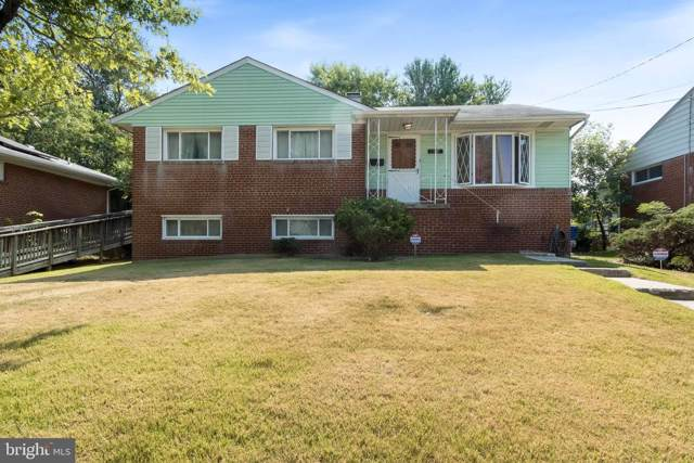 7207 Lansdale Street, DISTRICT HEIGHTS, MD 20747 (#MDPG540422) :: The Miller Team