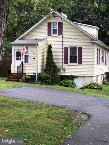 114-B Smithwood Avenue, CATONSVILLE, MD 21228 (#MDBC469378) :: ExecuHome Realty
