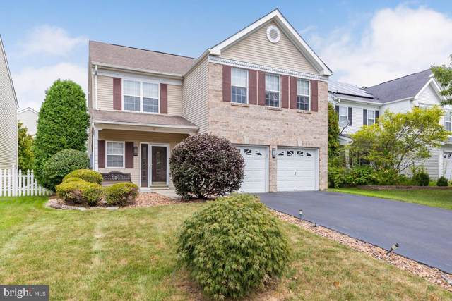 15 Quarry Court, HIGHTSTOWN, NJ 08520 (#NJME284392) :: The Team Sordelet Realty Group