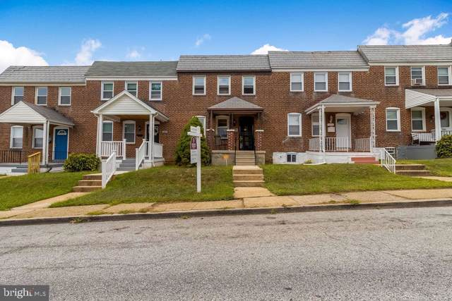 1004 Lyndhurst Street, BALTIMORE, MD 21229 (#MDBA480852) :: The Licata Group/Keller Williams Realty
