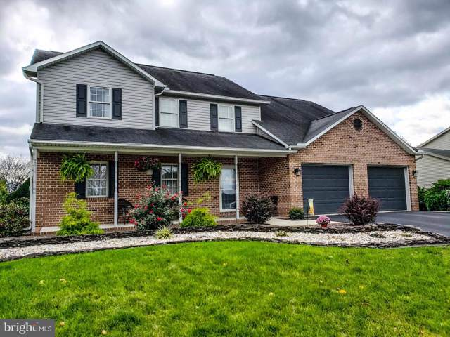3447 Turnberry Drive, CHAMBERSBURG, PA 17202 (#PAFL167926) :: AJ Team Realty