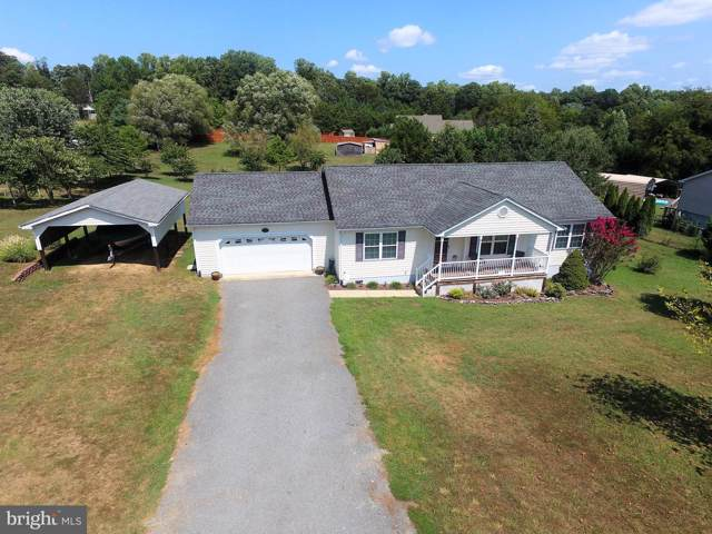 46 Mountain View, MINERAL, VA 23117 (#VALA119754) :: ExecuHome Realty